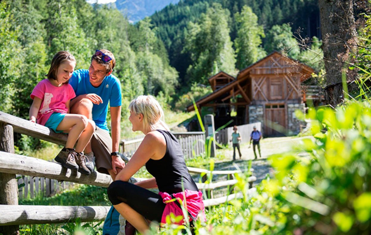 Family holidays in the Dolomites: Fun for all ages