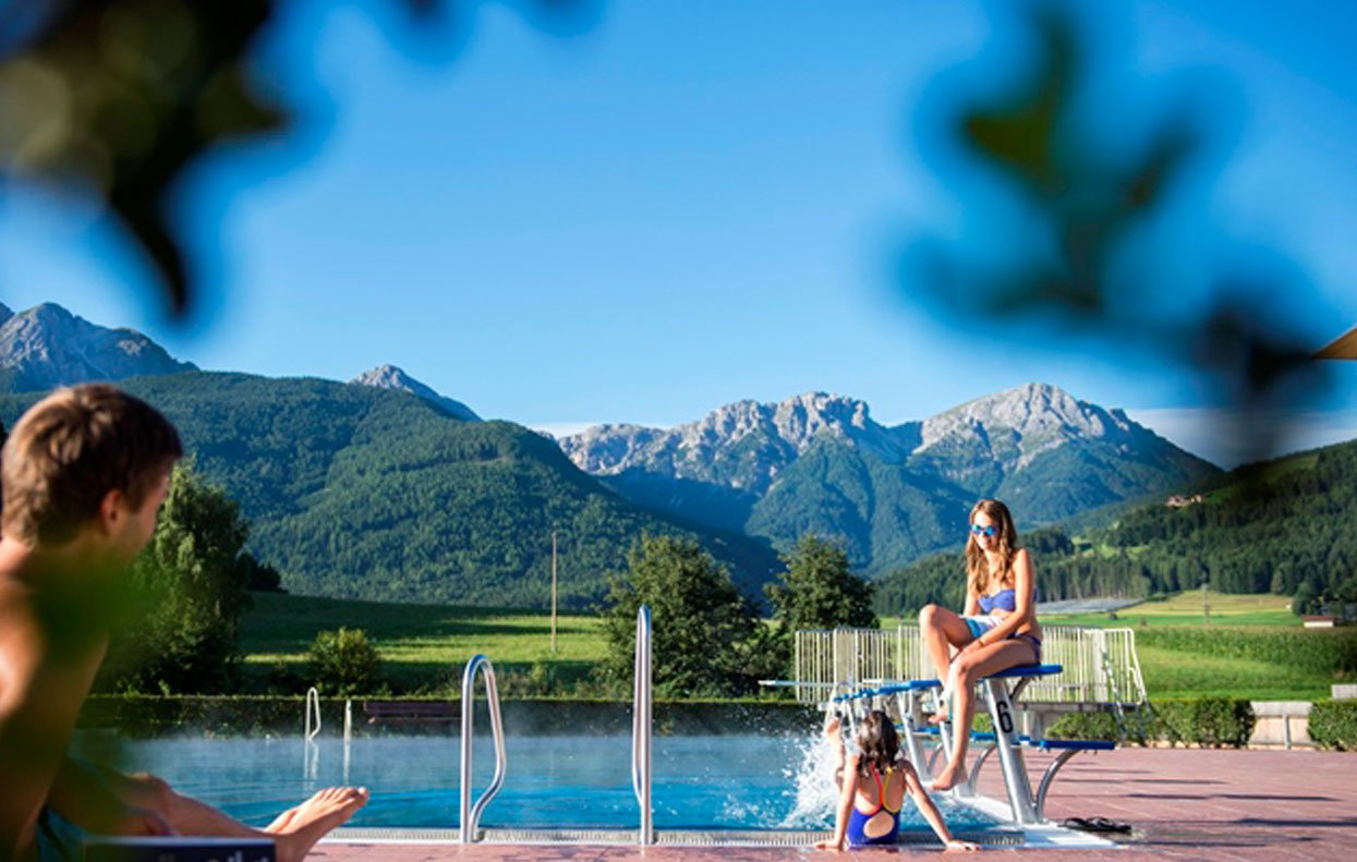 Games, sports and adventure together to experience the holidays with the family in South Tyrol