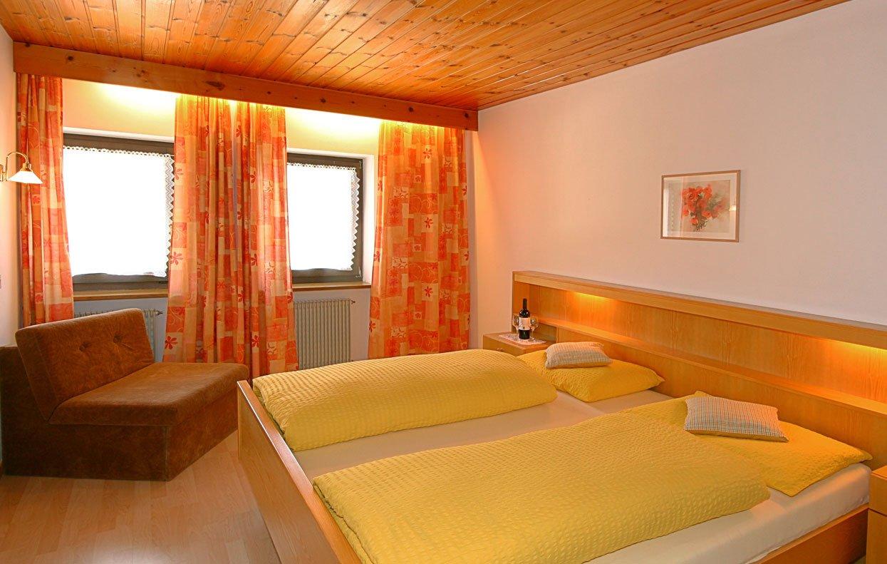 L'appartamento a Valdaora: un alloggio benessere per tutti i gusti