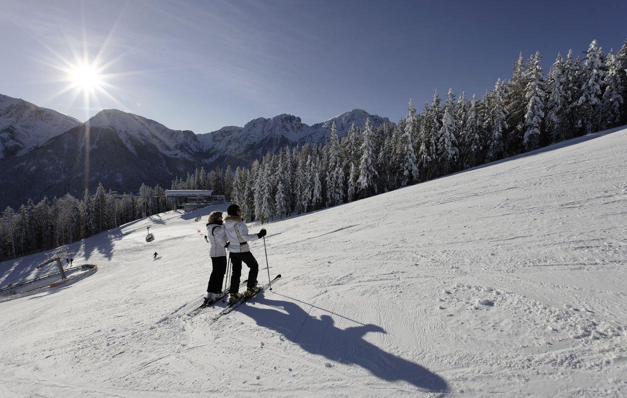 Il Plan de Corones in Alto Adige: un'area vacanze ricca di varietà