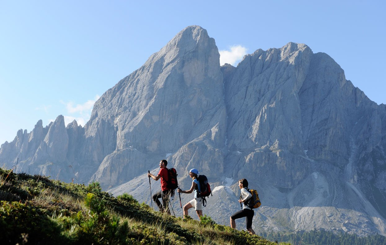 Walking holidays in the Dolomites: a paradise for nature lovers